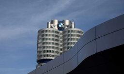 BMW pasaulē atsauc vairāk nekā miljonu automobiļu