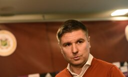 Pahars spēlētāju traumu dēļ veic korekcijas Latvijas izlases kandidātu sarakstā