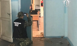 """Передвижение """"керченского стрелка"""" по колледжу попало на камеры наблюдения"""