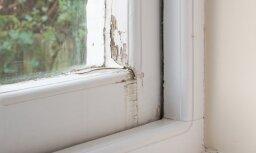 Пьяный мужчина испугал бывшую подругу, вломившись в ее дом через окно