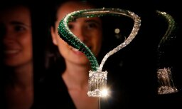 Уникальный бриллиант весом 163 карата продан за рекордные 33 млн долларов