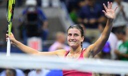 Sevastova kļūst par izsēto tenisisti 'Australian Open' turnīrā