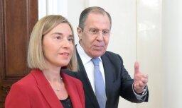 Могерини заявила о сохранении санкций против России