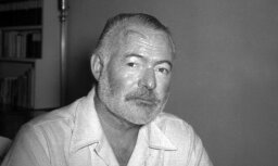 Pirmoreiz publicēs 1956. gadā sarakstītu Ernesta Hemingveja stāstu