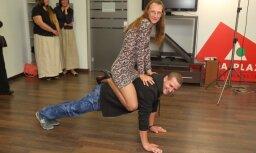 Negadījuma dēļ no dalības 'Lauku sētā' atteikušies pirtnieks Gerners ar sievu
