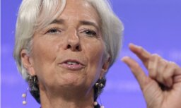 Lagarda eirozonu aicina atlaist daļu Grieķijas parādu