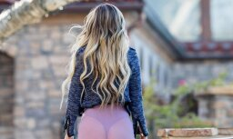 'Playboy' daiļaviņa pārspēj pati sevi