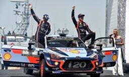 Nevils pēdējā ātrumposmā izrauj uzvaru pasaules rallija čempionāta etapā Itālijā