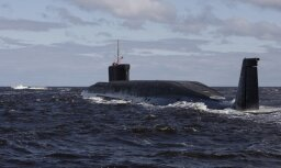 В состав ВМФ России были приняты три атомные подлодки