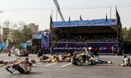 Теракт во время военного парада в Иране: 25 погибших, десятки пострадавших