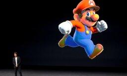 Leģendārā 'Super Mario' spēle debitē 'Android' viedierīcēs
