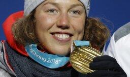 Phjončhanas olimpiādes medaļniekiem piešķirts Vācijas valsts augstākais apbalvojums