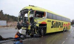 Lux Express: всегда пристегивайтесь во время поездки в автобусе