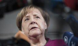 Меркель упрекнула страны ЕС за разногласия во внешней политике