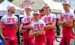 Latvija kļūst par Baltijas valstu līderi UCI nāciju rangā