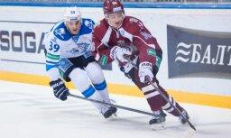 Rīgas 'Dinamo' savā laukumā lūkos pārtraukt 'sauso' sēriju