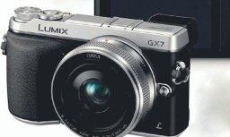 Parādījusies pirmā informācija par 'Panasonic GX7' fotokameru