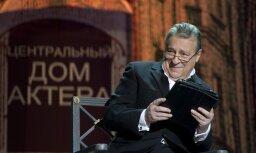 В Рижском русском театре - пять вечеров с Геннадием Хазановым