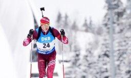 Rastorgujevam 23.vieta Pasaules kausa sezonas pēdējā posma sprinta sacensībās
