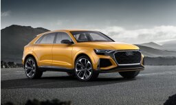 'Audi' parādījis 'Q8' sportisko modifikāciju 'Sport'