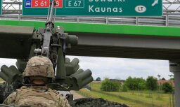 """""""Сувалкский коридор"""": войска НАТО впервые имитировали защиту Балтии от России"""