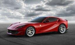 Visjaudīgākais 'Ferrari' – 800 zirgspēku 'Superfast' modelis