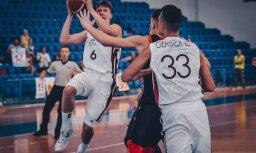 Latvijas U-16 izlases basketbolisti EČ nekvalificējas Pasaules kausa izcīņai