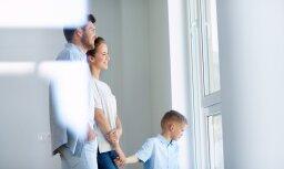 80% Latvijas mājsaimniecību nevar atļauties īrēt mājokli par pašreizējām tirgus cenām, secina Ašeradens