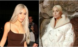 ФОТО: Леди Гага разозлила фанатов Ким Кардашьян