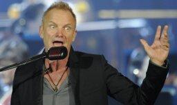 Noslēdzies konkurss par dziedātāju un mūziķi Stingu
