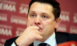 'KPV LV' turpmāk vadīs trīs līdzpriekšsēdētāji - Kaimiņš, Liepiņa un Zakatistovs