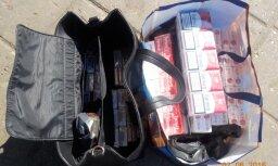 Centrāltirgū aptur kontrabandas cigarešu tirgoni