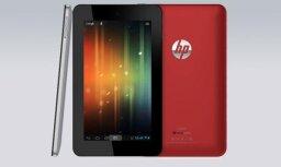 'Hewlett-Packard' prezentējis savu pirmo 'Android' planšetdatoru