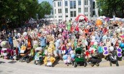 27. maijā Rīgā norisināsies Ratiņu parāde
