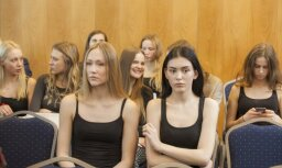 Ekskluzīvi foto: Rīgas modes nedēļas modeļu atlase