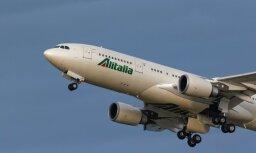 Itālijas lielākā aviokompānija nonāk uz bankrota sliekšņa