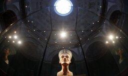 Iespējams, beidzot atrasts brīnumdaiļās ķēniņienes Nefertiti kaps