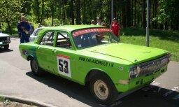 Mežaparkā aizvadītas sacensības 'Dzintara Volga 2011'