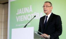 """""""Единство"""" через две недели обещает новости о выборах в Риге"""