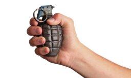 ЧП в ломбарде: посетитель принес с собой гранату