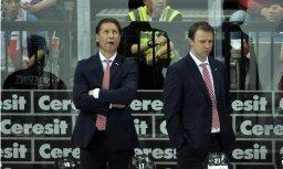 Beļavskis: negribēju ieiet vēsturē kā treneris, kura vadībā Latvija pamet eliti