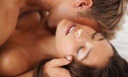 Pētījums: Cilvēkiem ar kantainu sejas formu ir lielāka dzimumtieksme