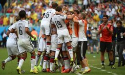 Ziņas par Šūmaheru iedvesmoja Vācijas futbola izlasi uzvarai