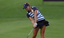 Golfere Jansone Eiropas tūres sezonu noslēdz ar 15.vietu Dubaijā