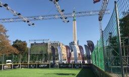 Eiropas Sporta nedēļa: 12 stundu futbola maratons. Video tiešraide