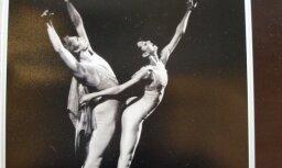 Fotoizstāde par godu pieciem izciliem baletdejotājiem (video)