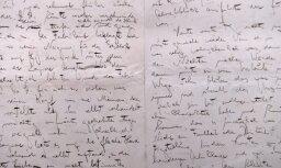 Berlīnē apskatei izliks Kafkas 'Procesa' oriģinālmanuskriptu