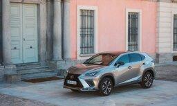 Foto: Spānijā prezentēti jaunie 'Lexus NX' un 'CT' modeļi