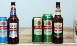Производство пива в Латвии за квартал увеличилось на 31%
