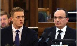 Dombrava aicina sodīt Pimenovu par PSRS totalitārā režīma noziegumu attaisnošanu